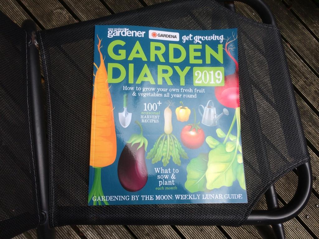 New Zealand Gardener Garden Diary.